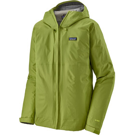 Patagonia Torrentshell 3L Jas Heren, supply green